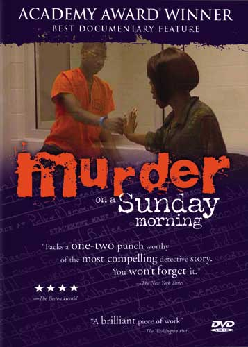 Murder on a Sunday afternoon